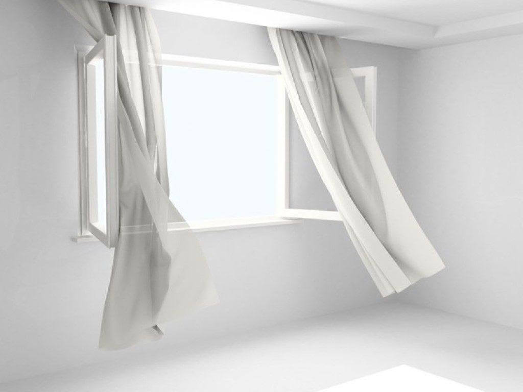 αερισμός δωματίων -προστασία ξύλινων πατωμάτων