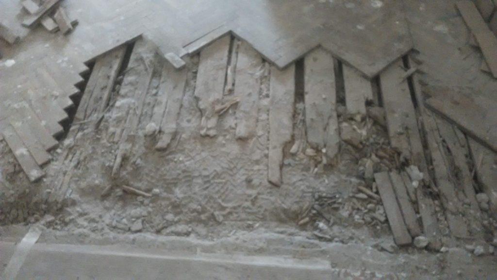 Επισκευή - Τρίψιμο - Γυάλισμα Δαπέδου Θεσσαλονίκη
