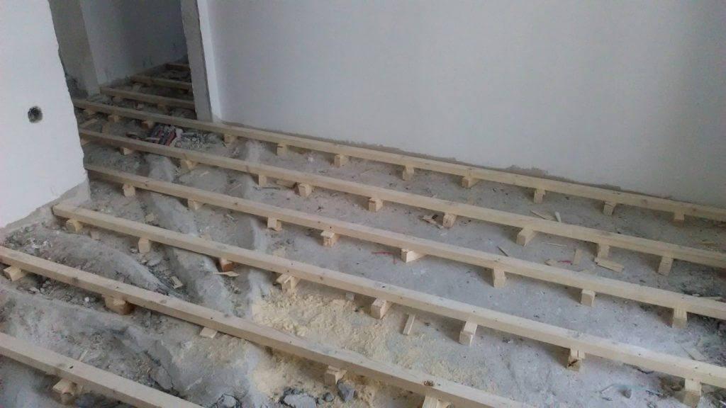 Τοποθέτηση Προλουστραρισμένου Πάτωματος Τριανδία Θεσσαλονίκης