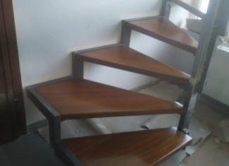 Ξύλινη Σκάλα Εσωτερικού Χώρου 6