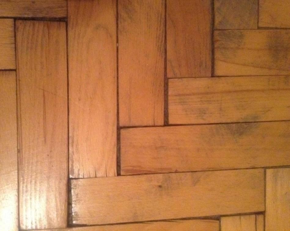 Το ξύλινο πάτωμα τρίζει.Τι να κάνω; 2