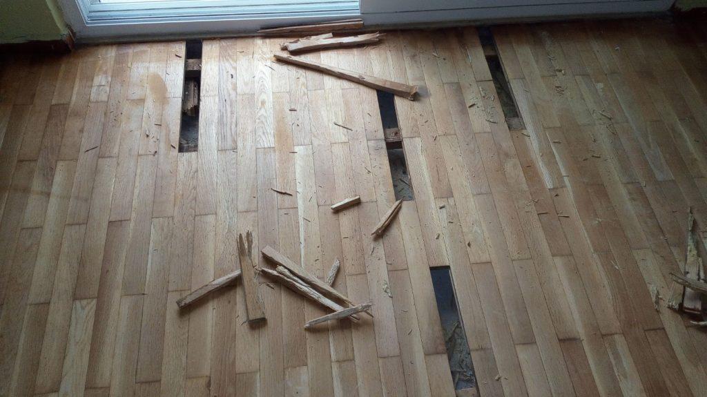 Το ξύλινο πάτωμα τρίζει.Τι να κάνω; 3