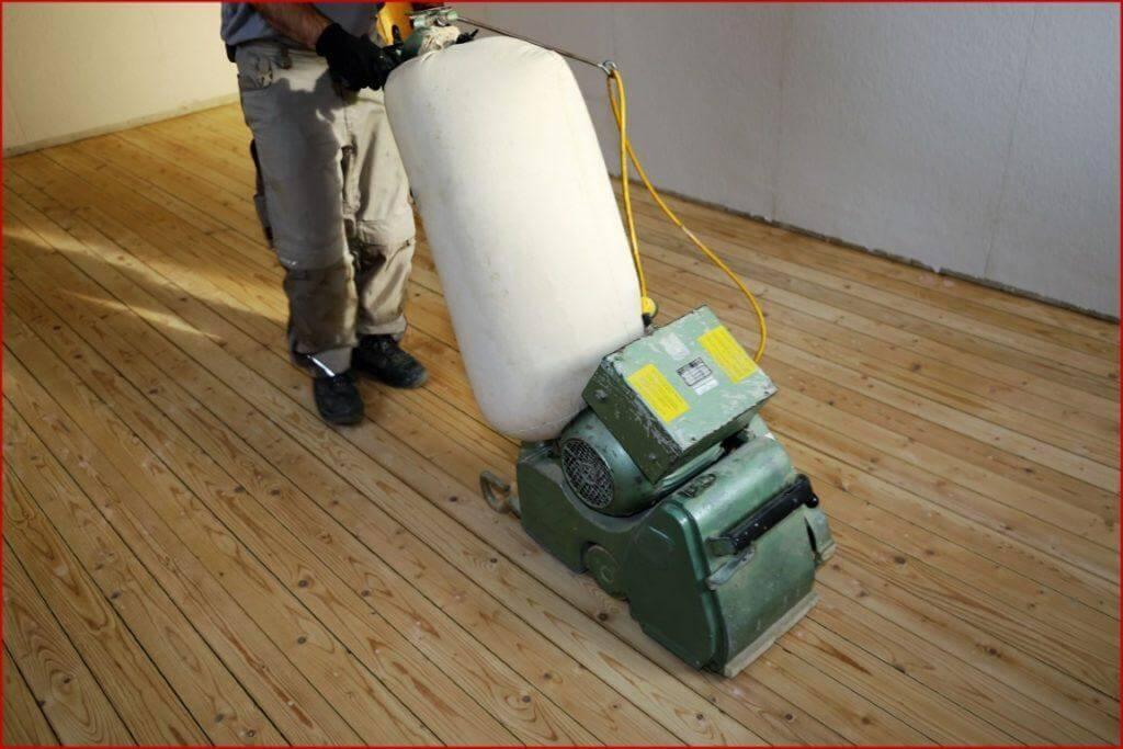 τεχνίτης ξύλινων πατωμάτων
