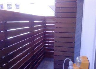 εγκατάσταση deck από τροπική ξυλεία