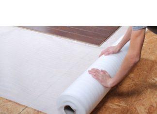 υπόστρωμα για λαμινέιτ πάτωμα