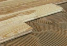 αστάρι τσιμεντοκονίας για κολλητο ξύλινο δάπεδο